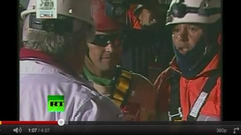 Single-minearbejderne blev reddet sidst i Chile