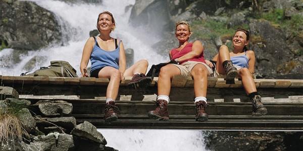 Singlepiger på rejse med Travelling Heels