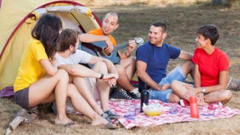 Singleferie: Nyt camping-koncept for singler uden børn