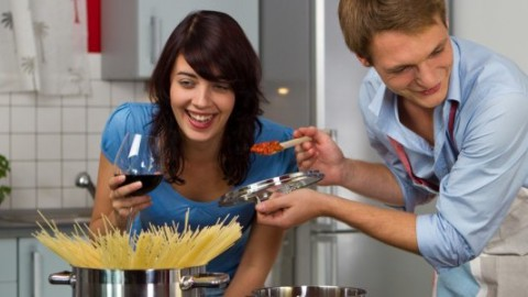 Her er efterårets mad-kurser for singler