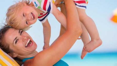 Nyt og billigere ferie-tilbud til singleforældre