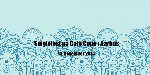 singlefest i Aarhus på Cafe Cope