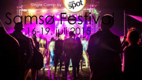 Samsø Festival: Single Camp by SingleSpot.dk