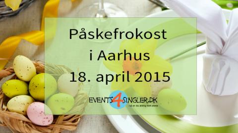 Single-påskeparty i Aarhus 30+