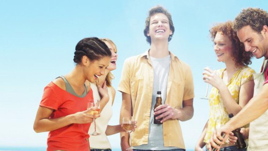 Beach-Grillparty for singler i København