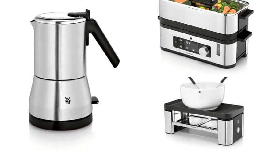 Nyt til single-køkkenet: Så små er disse køkkenmaskiner