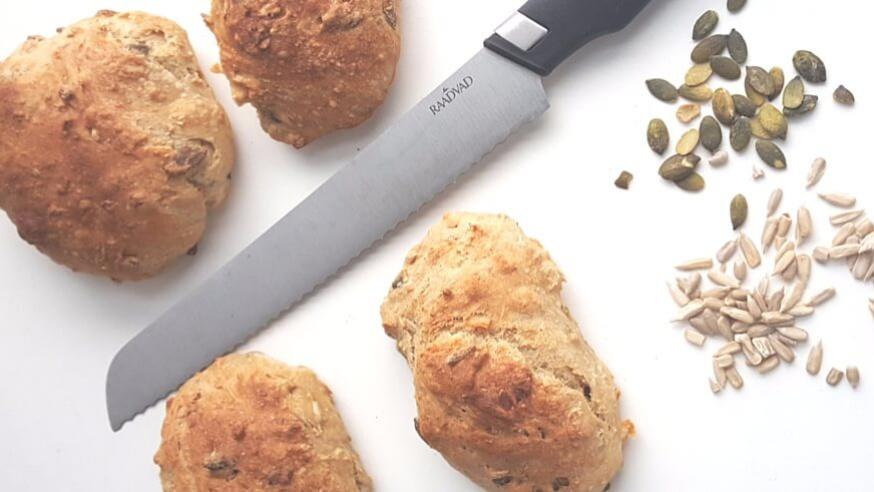 """Singlemad-klumme: Disse boller gider du godt bage """"bare"""" til dig selv"""