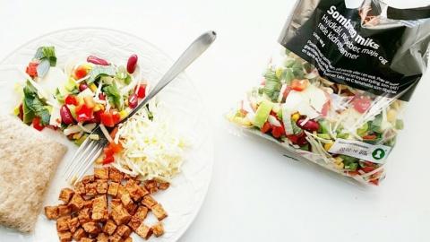 Ny singlemad-klumme: Sådan nøjes du med at lave mad 1-2 gange om ugen