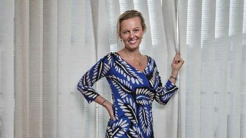 """Katrine Berling: """"Lige der fandt jeg (endelig) fred med at være single"""""""
