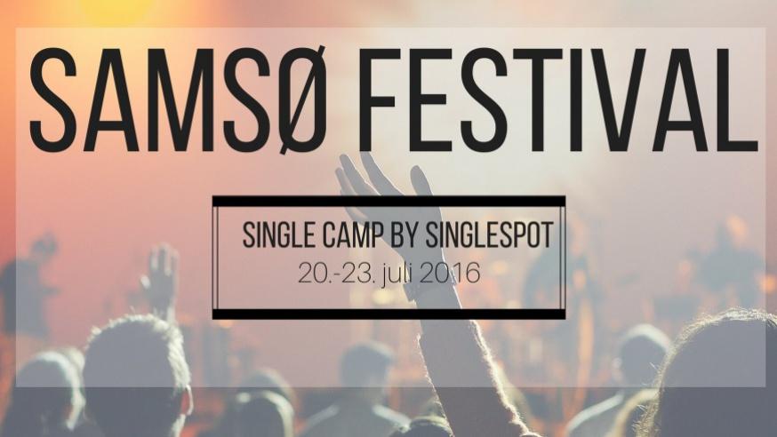 Single Camp 2016: Tag til Samsø Festival med andre singler
