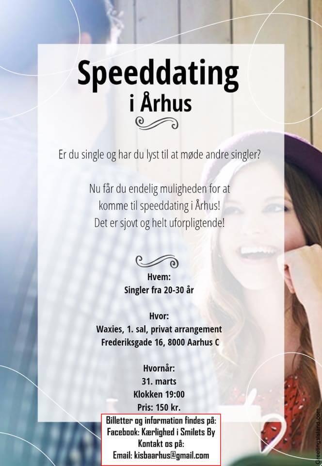 speed dating aarhus Hørsholm