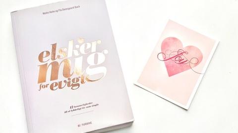 Nu også som E-bog: Find dit livs kærlighed – og bliv mere DIG