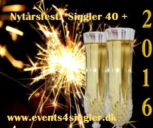 Nytårsfest For Singler I Helsingør
