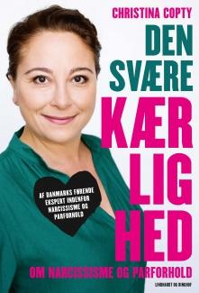 """""""Den svære kærlighed"""" er en bog for både singler og dig, der er i et parforhold."""