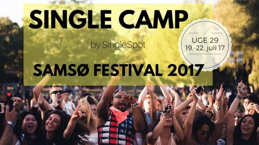 Derfor vil du med til Samsø Festival 2017 hvis du er single