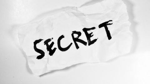 Hemmeligheds-indsamling: Del dine hemmeligheder og støt