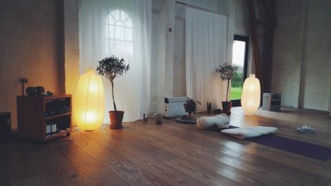 Sådan gik det: Nytårs-retreat med yoga og et overraskende budskab