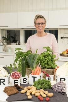 Singlekogebog med fokus på at undgå madspild